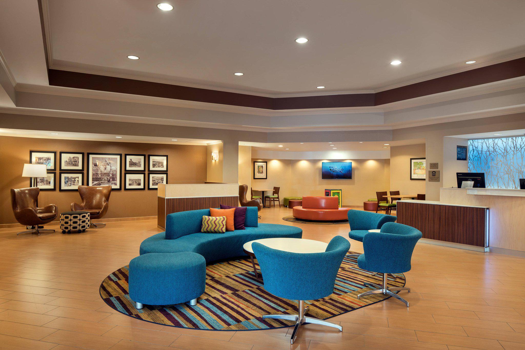 Fairfield Anaheim Resort
