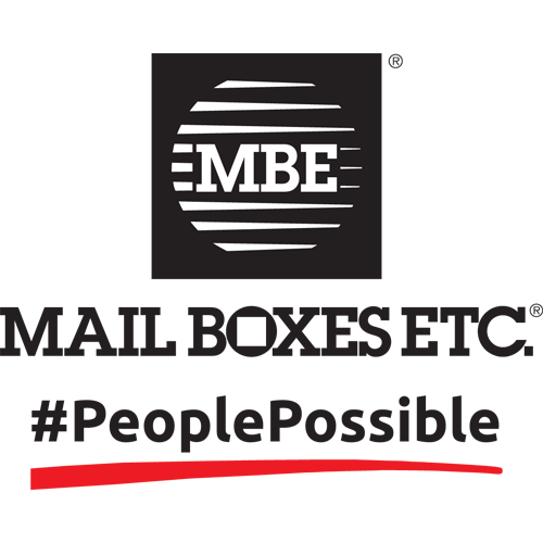 Logo von Mail Boxes Etc. - Center MBE 0107