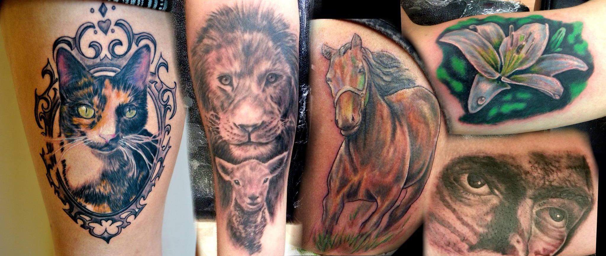 Alpha & Omega Tattoo Parlor image 1