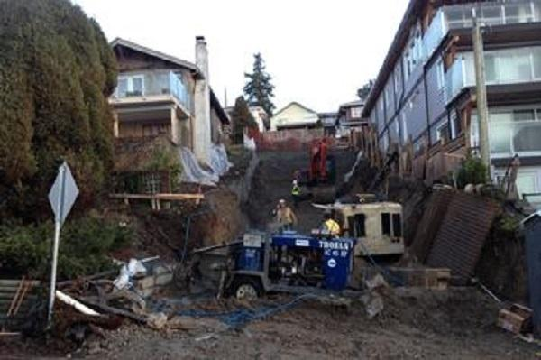 Hi-Tide Shoring & Foundations (2012) Ltd in Chilliwack