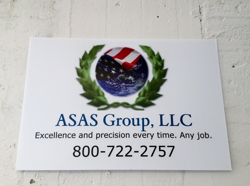 ASAS GROUP, LLC - ad image