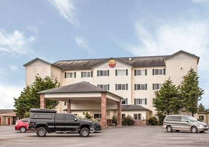 Hotels Near Ocean Shores Convention Center