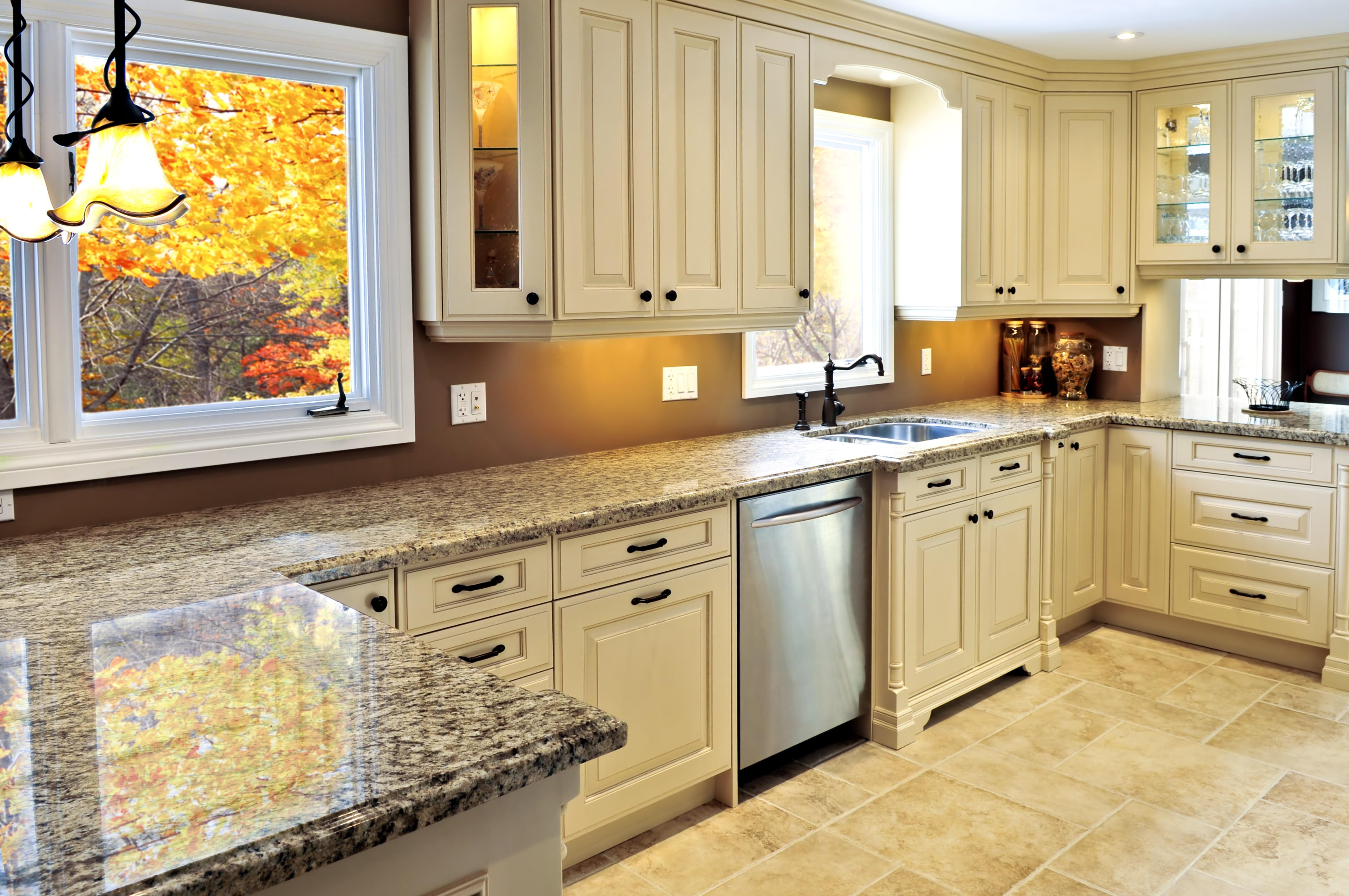 Apex Kitchen Cabinet and Granite Countertop image 6