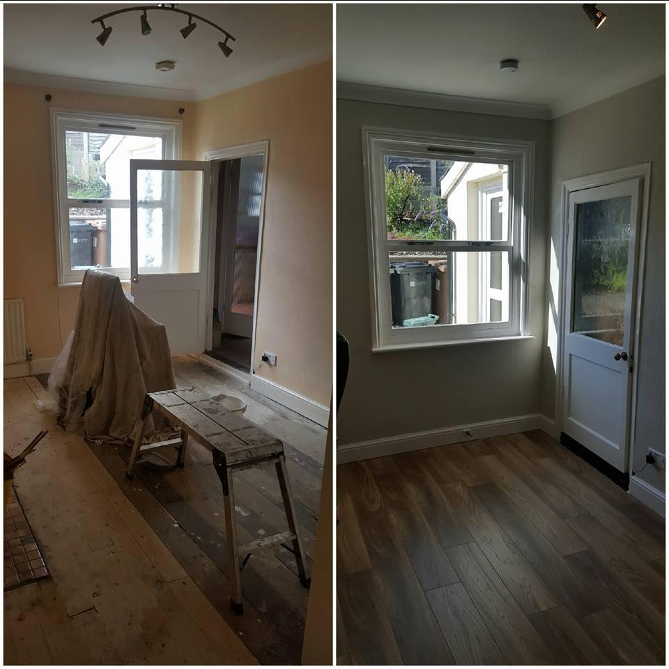 Construction Repair And Arrangement Contractors In