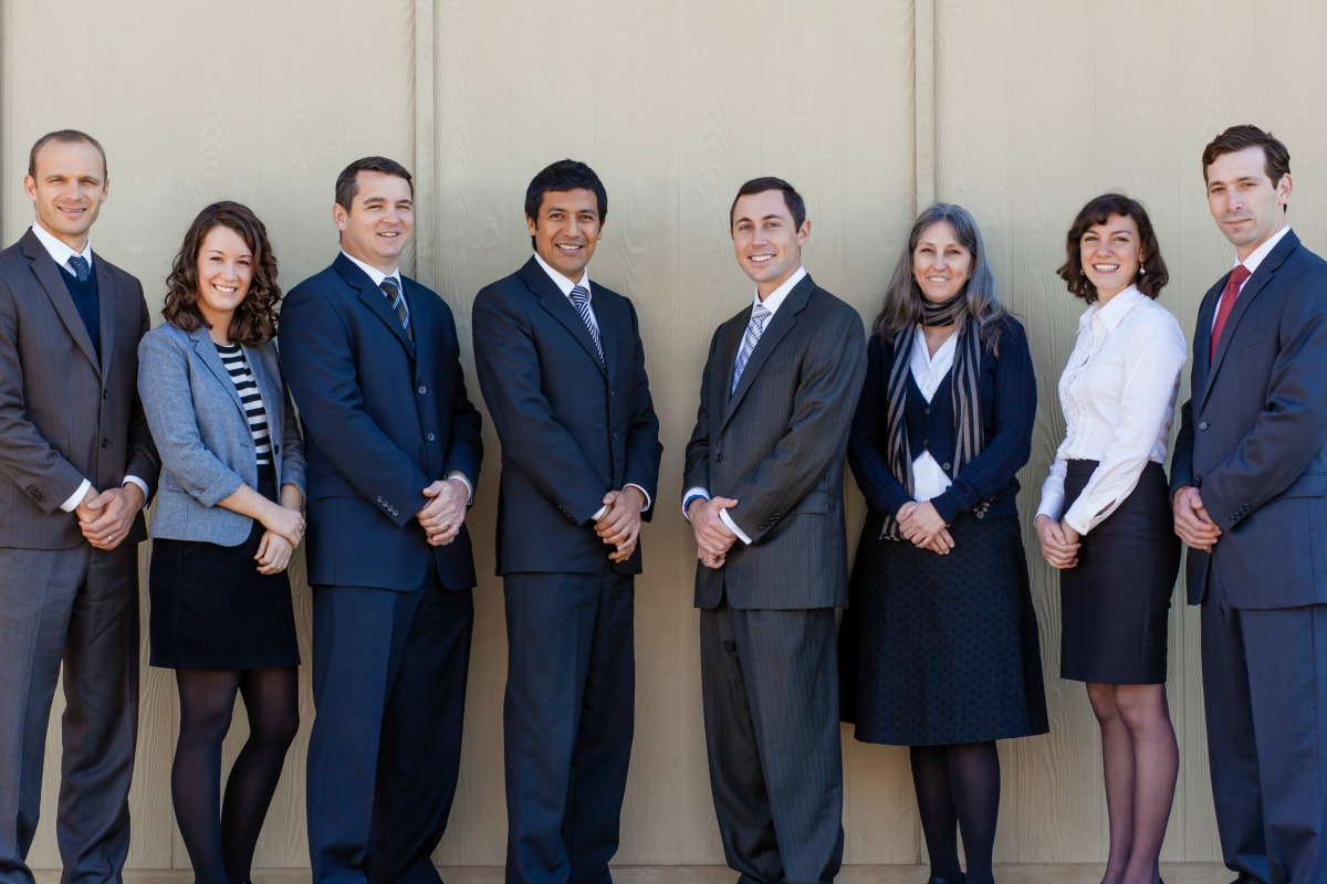 The Minick Law Team