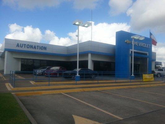 AutoNation Chevrolet Highway 6 image 2