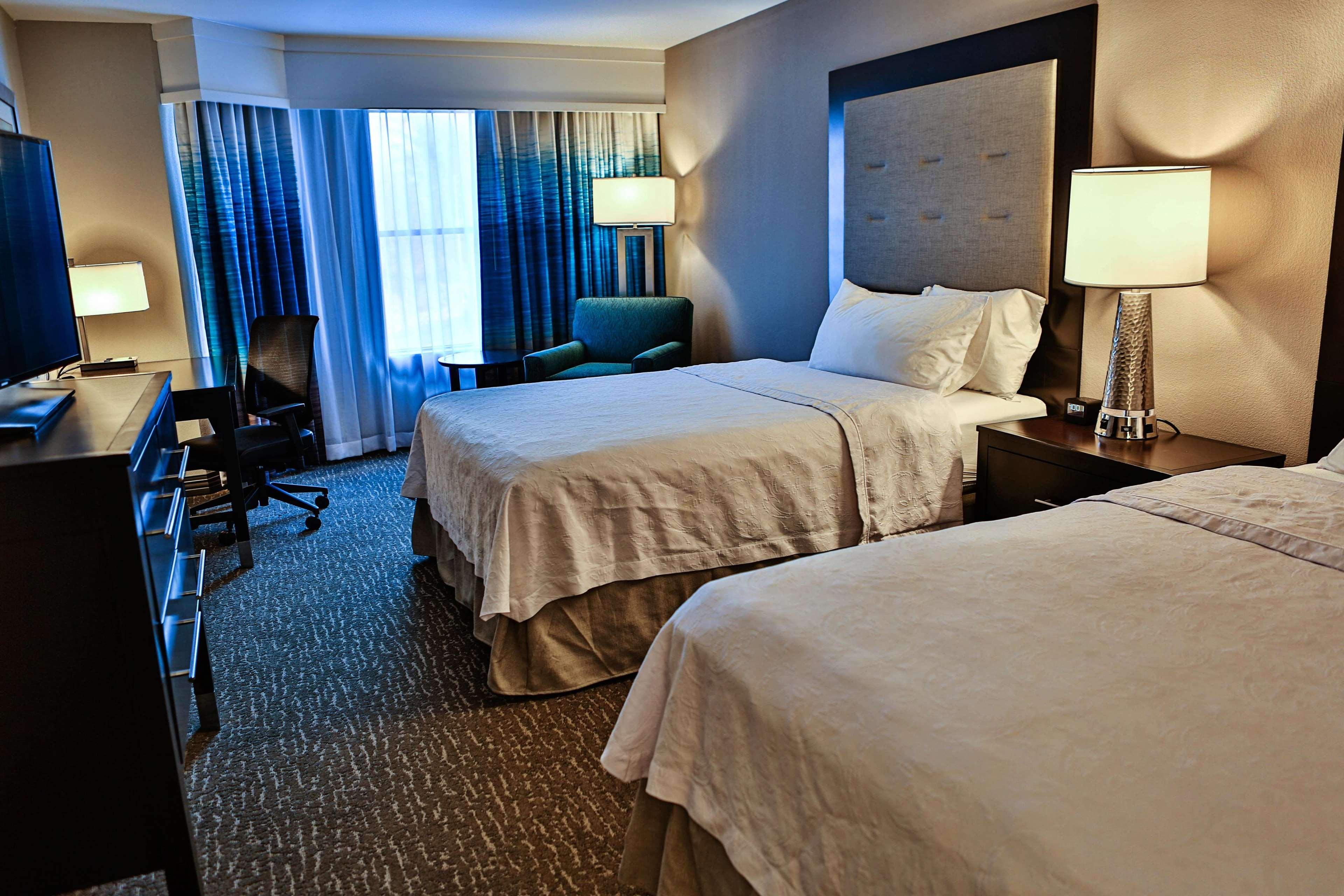 Two Queen One Bedroom Suite