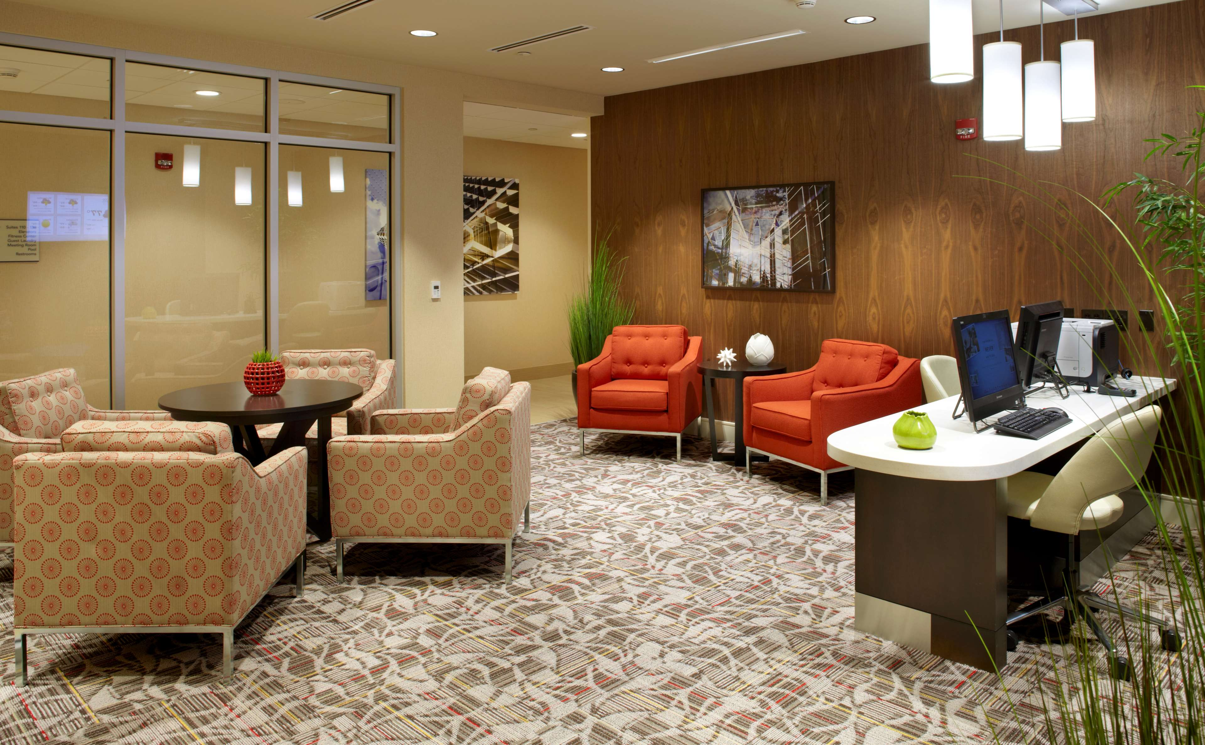 Homewood Suites by Hilton Pittsburgh Airport Robinson Mall Area PA image 25