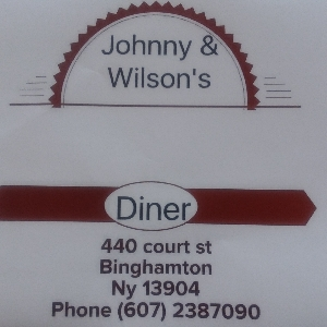 Johnny and Wilson's Diner