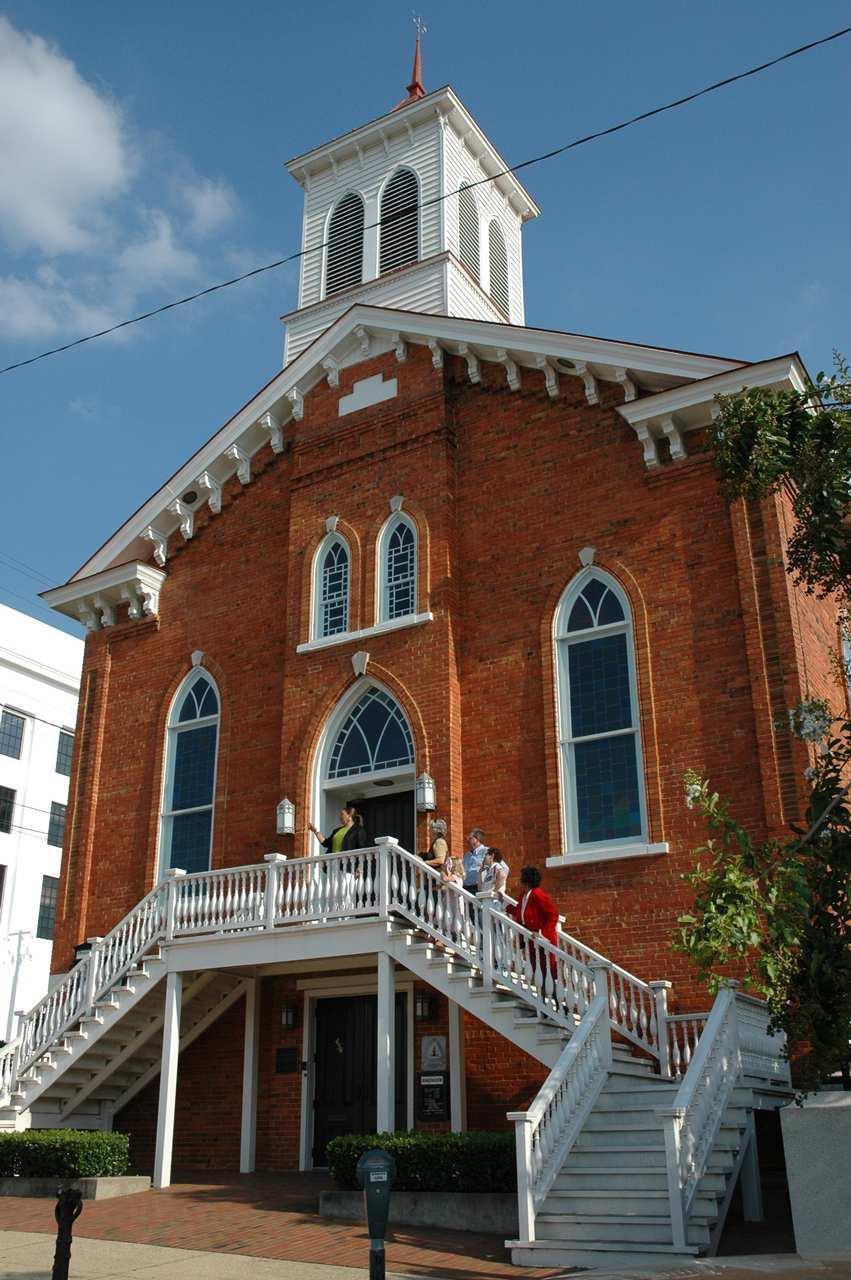 Dexter Avenue Baptist