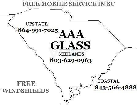 Car Glass Repair Greenville Sc