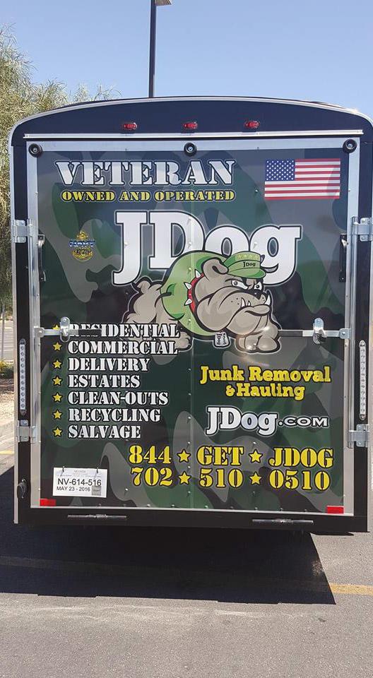 JDog Junk Removal & Hauling NW Las Vegas image 11