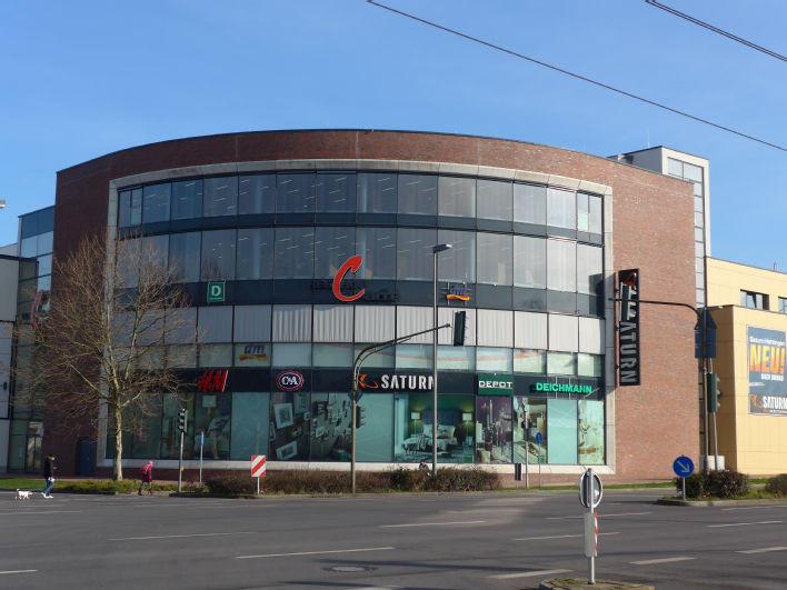 SATURN, Reschop Carré Platz 1 in Hattingen