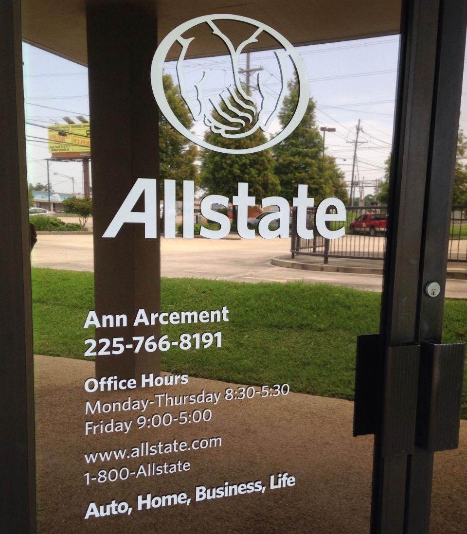 Ann Arcement: Allstate Insurance image 3