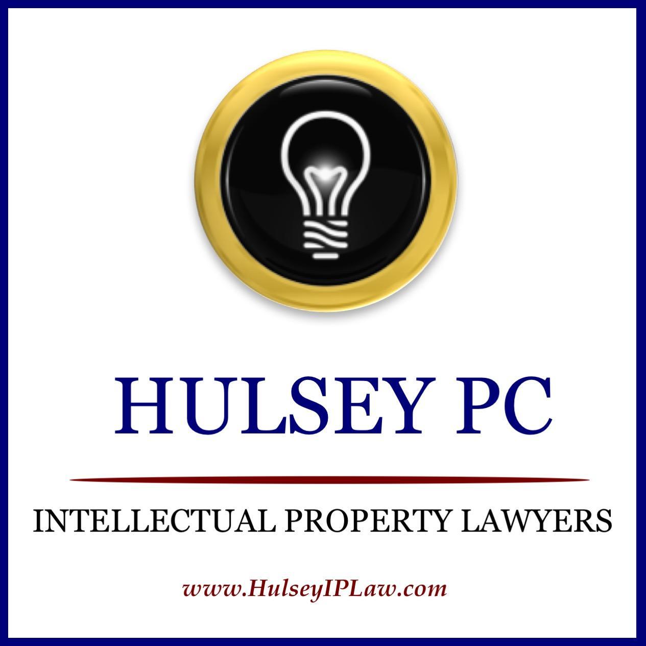 BILL HULSEY LAWYER - PATENT - IP - HULSEY PC