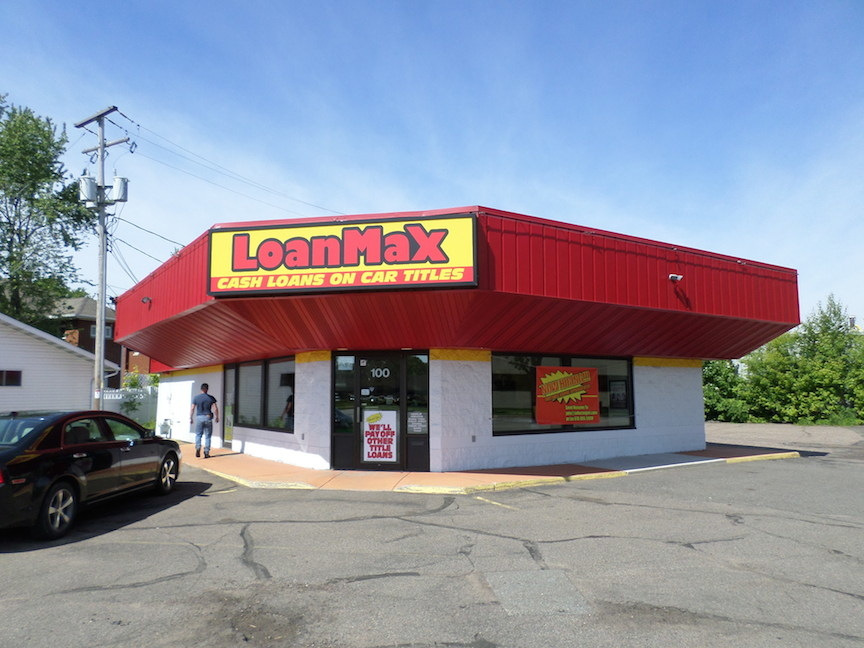 Loanmax cleveland ave