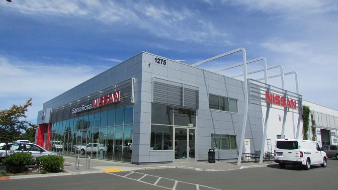 jim bone nissan new nissan dealership in santa rosa ca. Black Bedroom Furniture Sets. Home Design Ideas