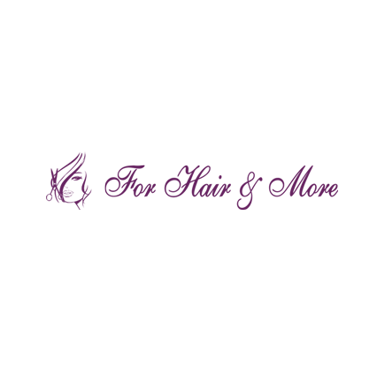 Logo von For Hair & More
