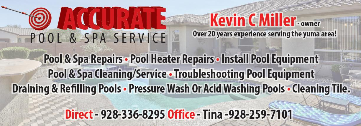 Accurate Pool & Spa Service & Repair image 0