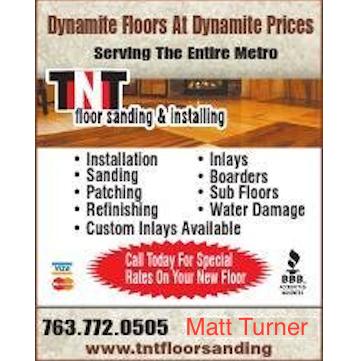 TNT Floor Sanding & Installing