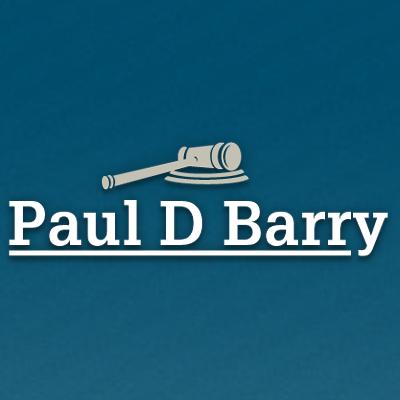 Paul D Barry