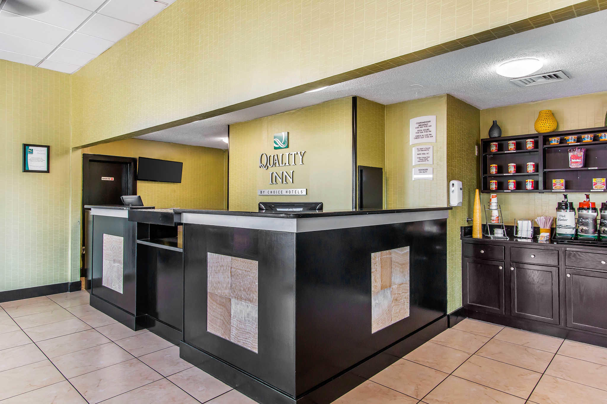 Quality Inn Hinesville - Fort Stewart Area image 5