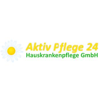 Logo von Aktiv Pflege 24 GmbH