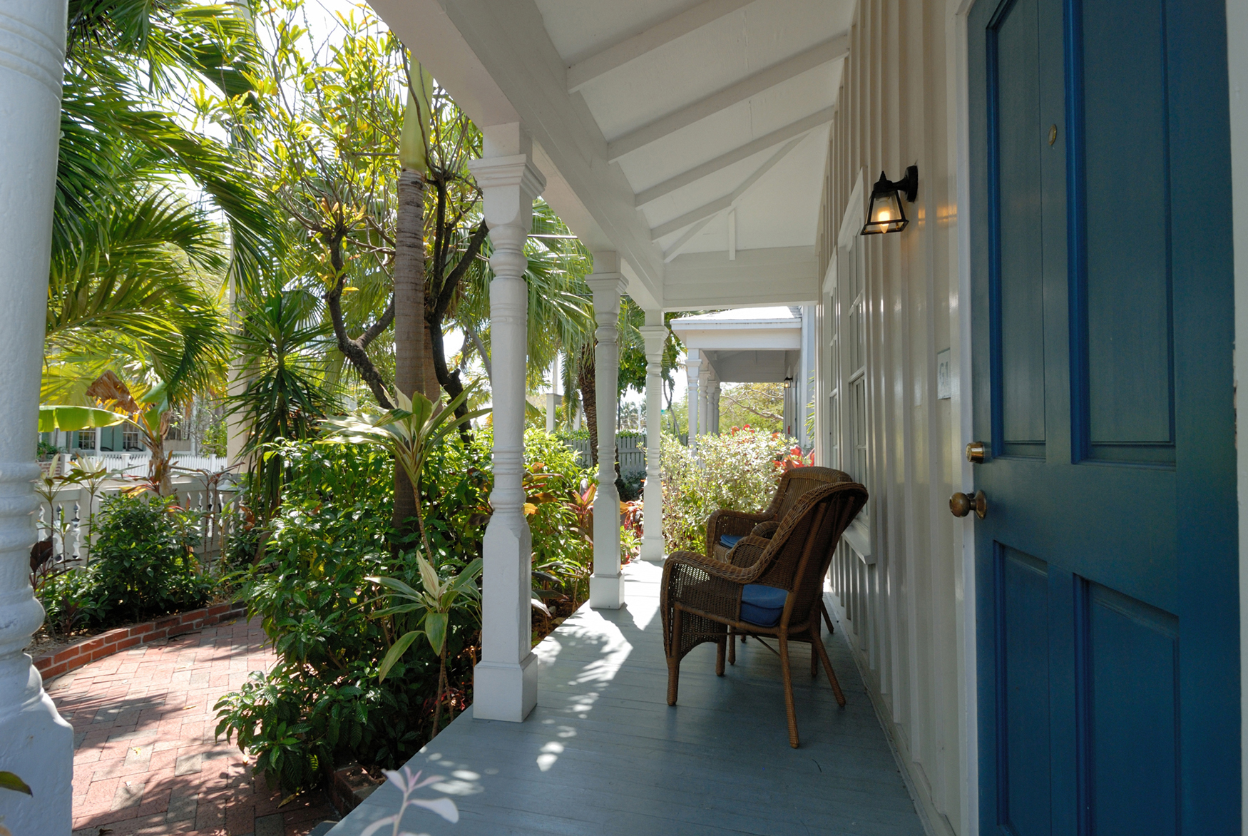 Lighthouse Court Hotel in Key West image 2