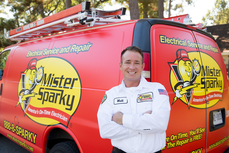 Mister Sparky Electrician Broken Arrow