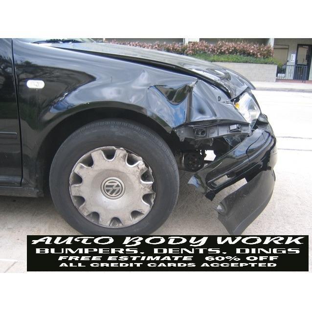 Auto Body Work 4 Less