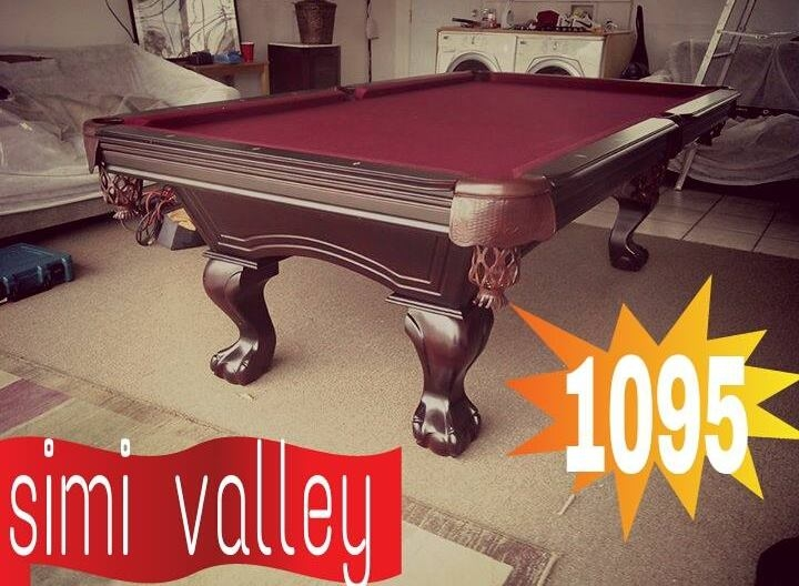 Sharkys Pool Tables In Misssion Hills Ca 91345 Citysearch
