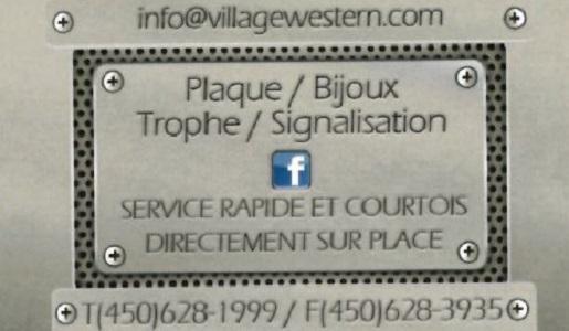 Village Western à Laval