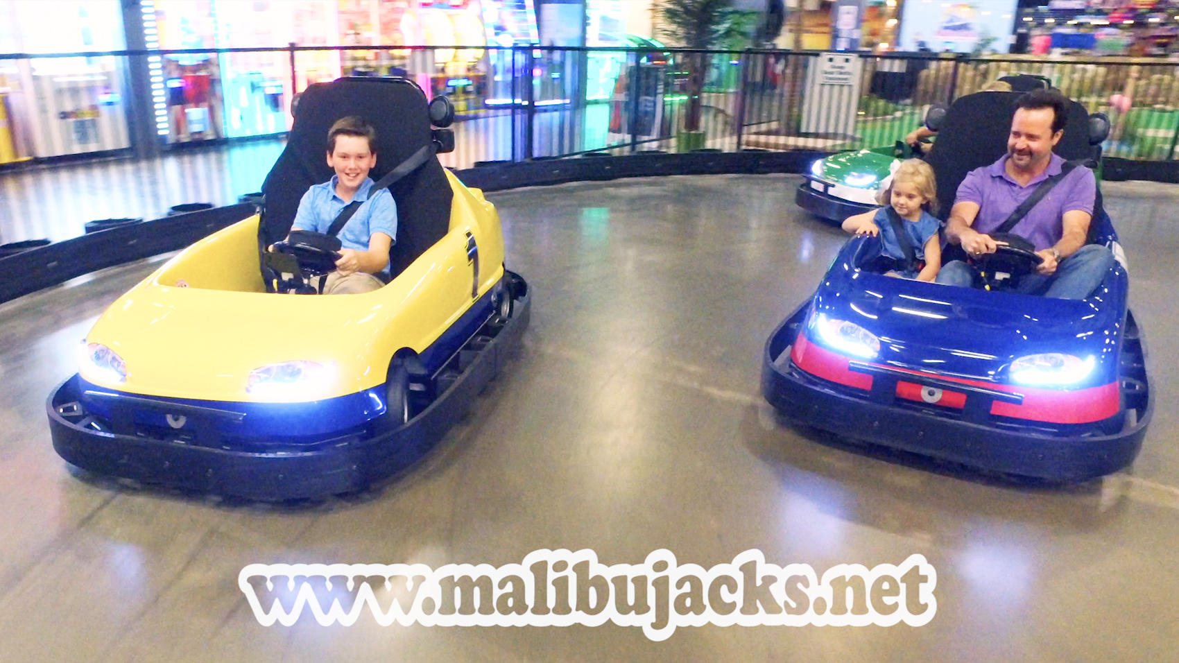 Malibu Jack's Louisville