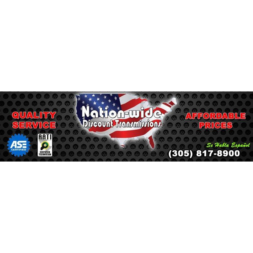 Nationwide Discount transmissions
