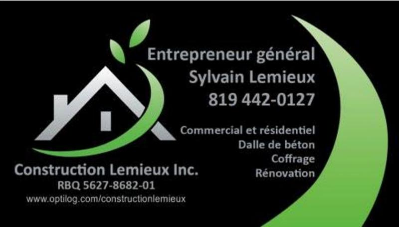 Construction Lemieux