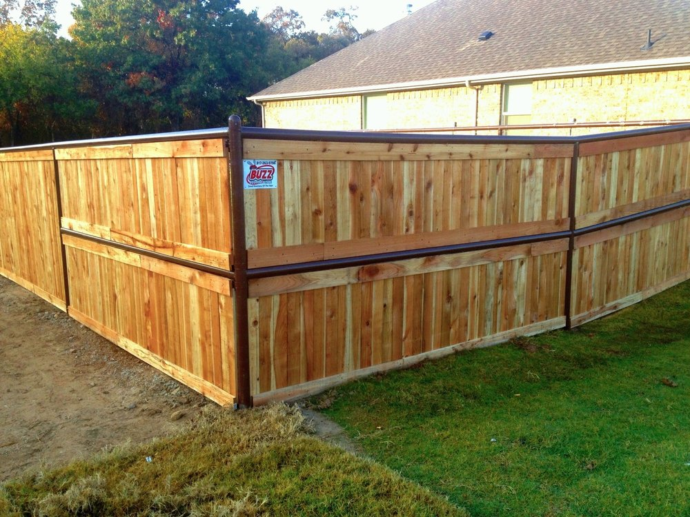 Buzz Custom Fence Fence Contractors Fort Worth Texas