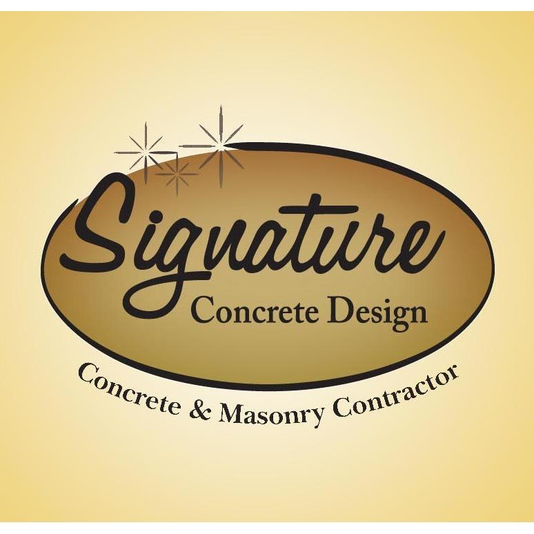 Signature Concrete Design