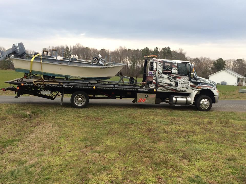 PJ's Towing & Recovery image 5