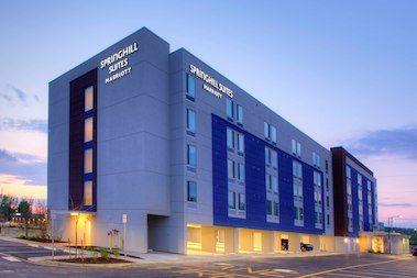 SpringHill Suites by Marriott Newark Downtown image 1