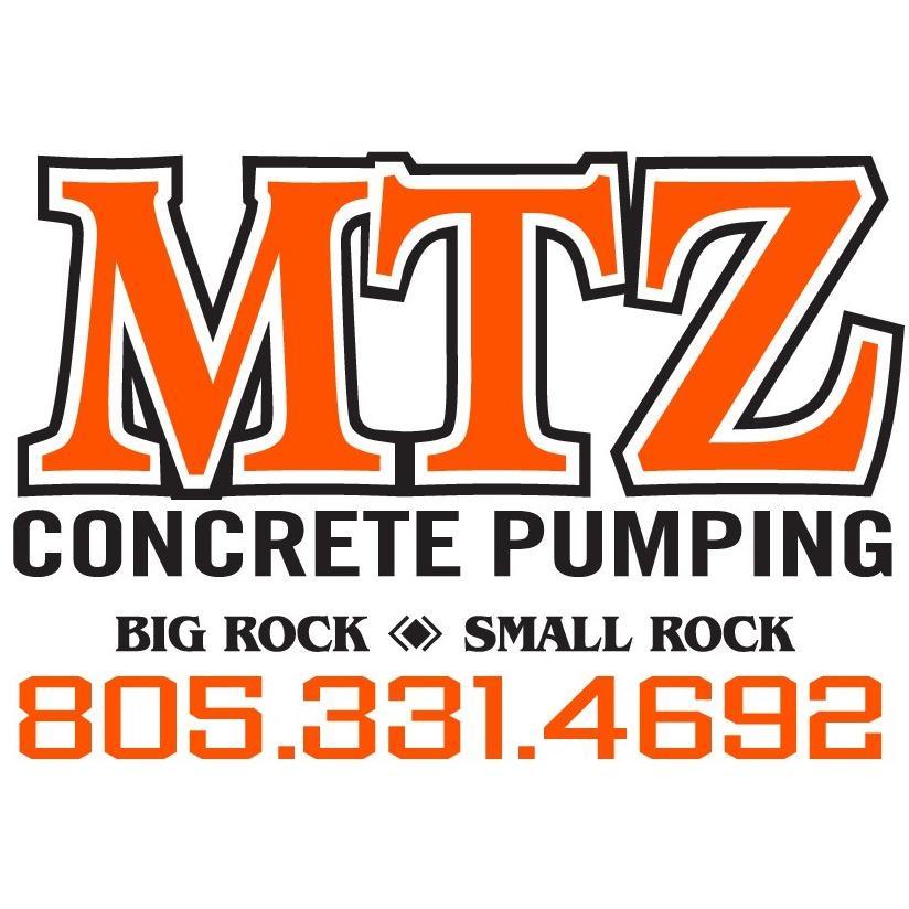 MTZ Concrete Pumping