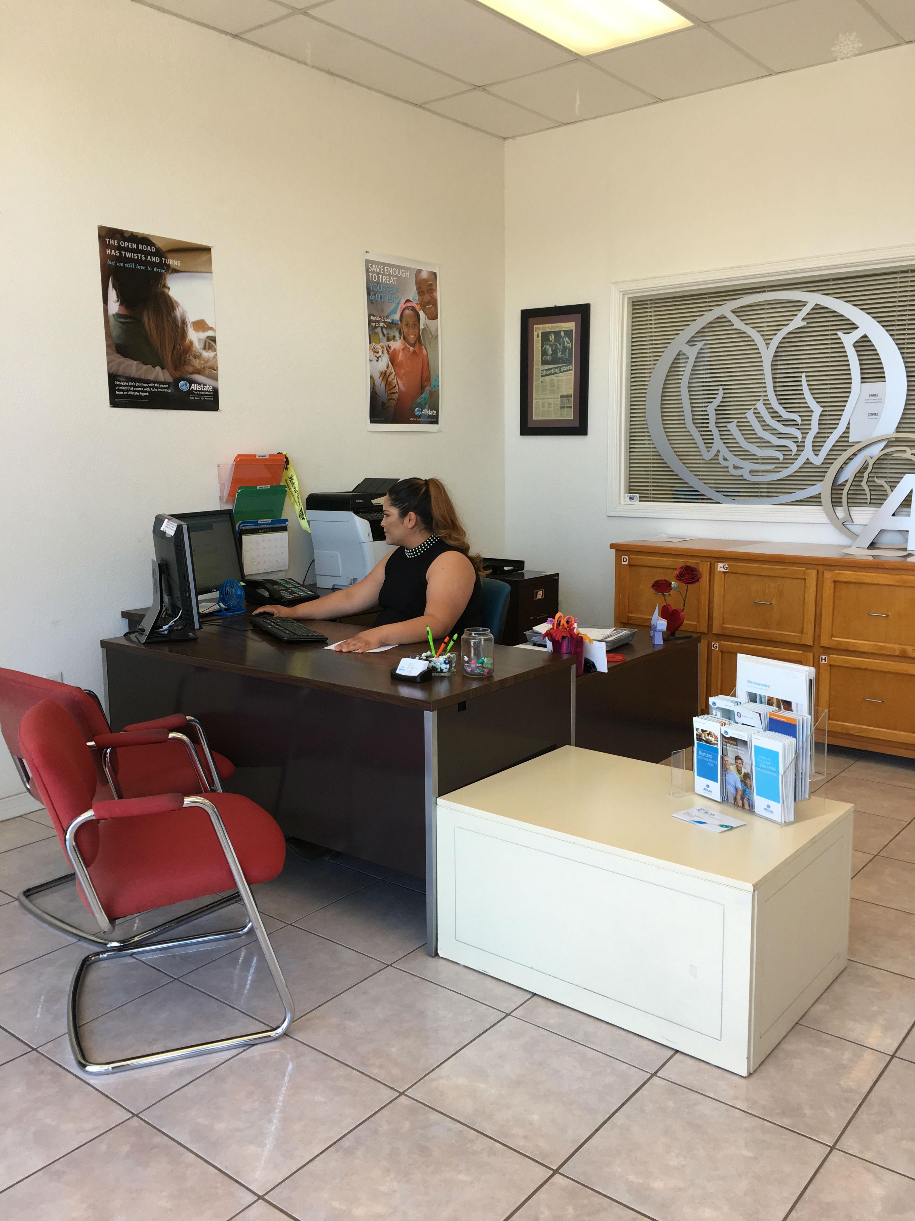 Allstate Insurance Agent: Guillermina Perez image 2