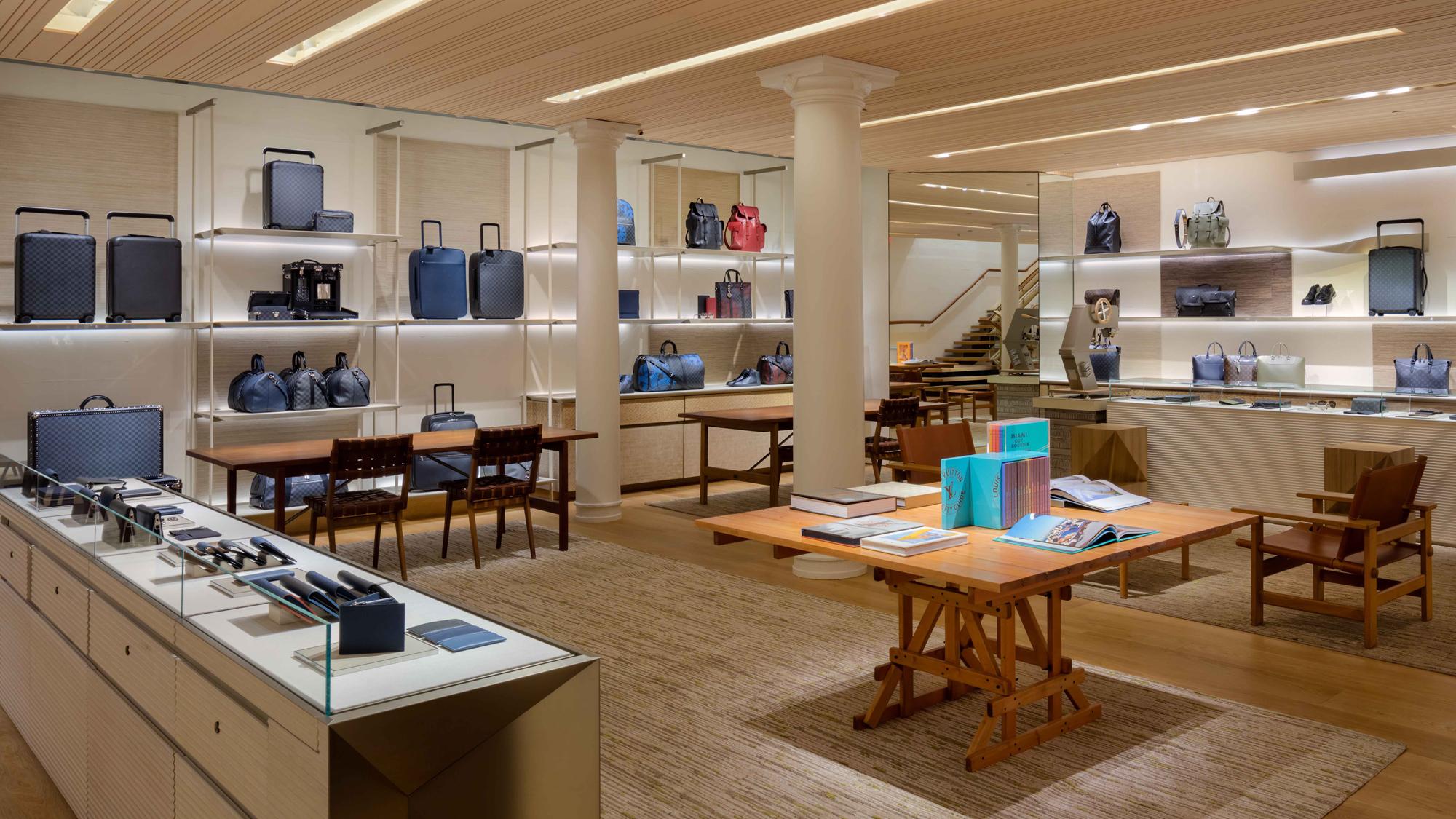 Louis Vuitton New York SoHo image 2