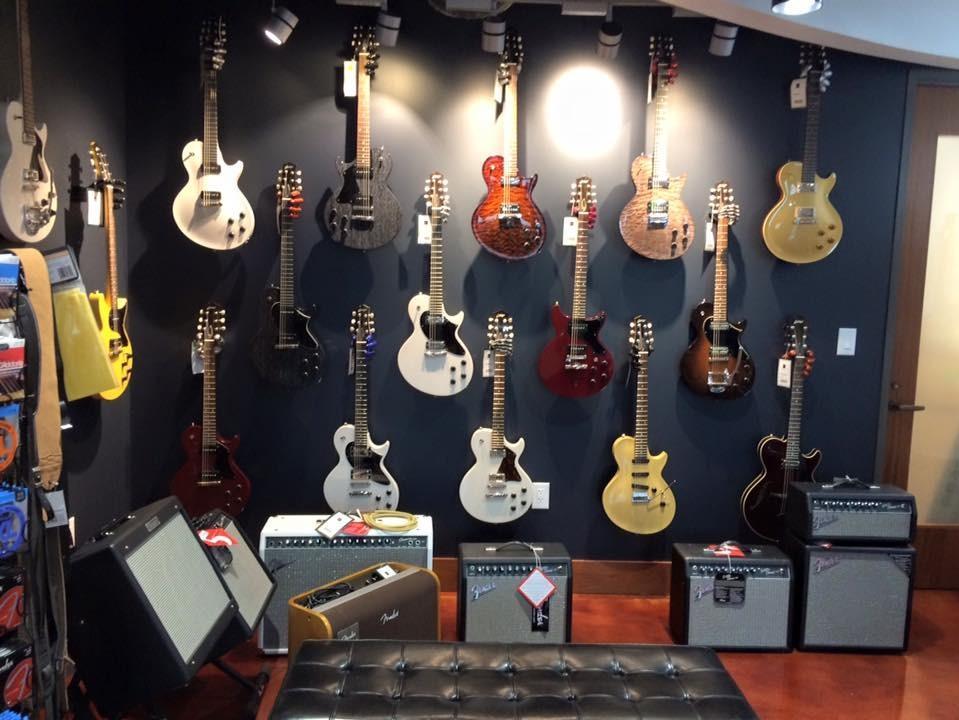 Custom Shop Guitars image 3
