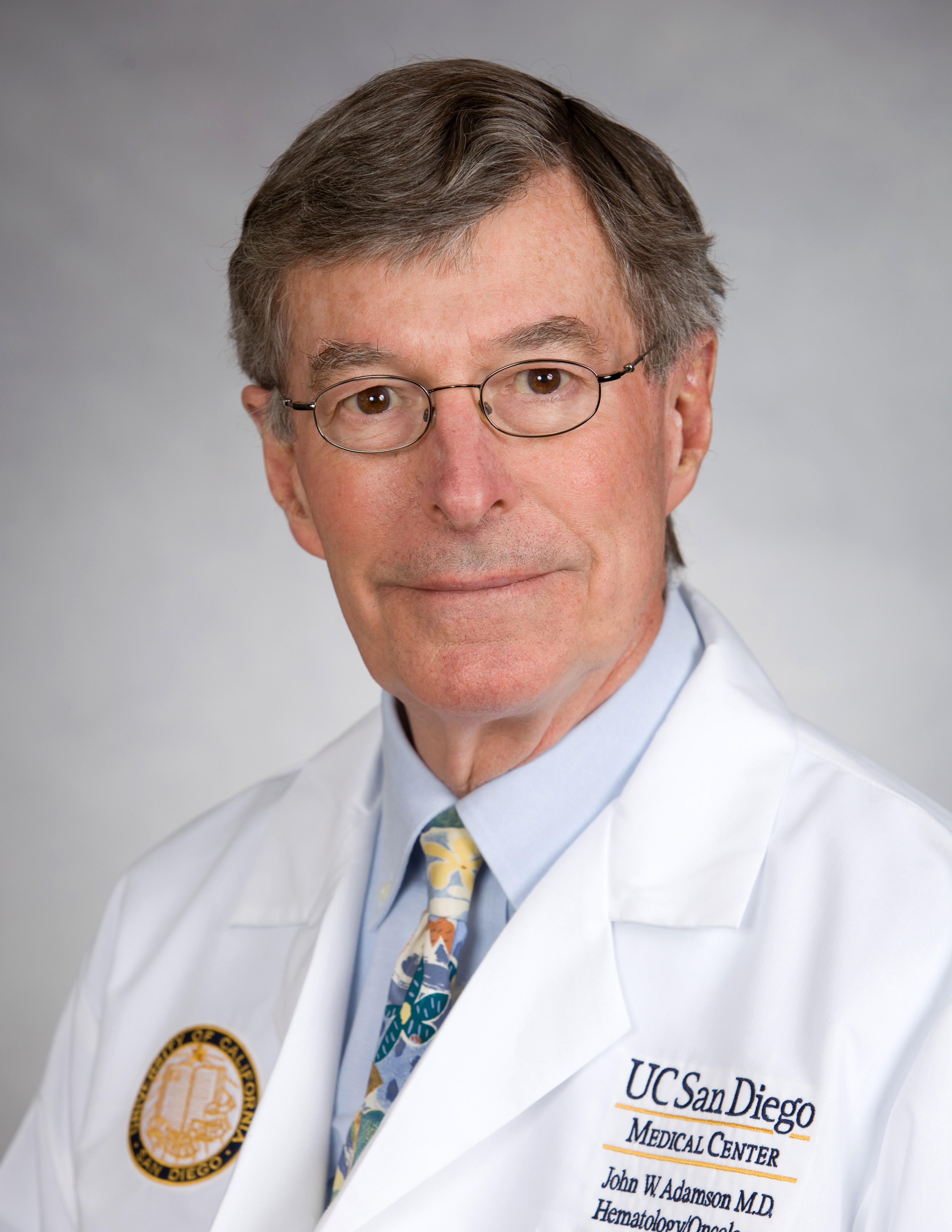 Image For Dr. John W Adamson MD