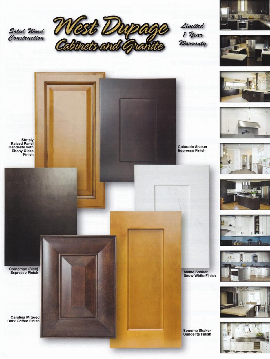 West DuPage Cabinets and Granite image 3