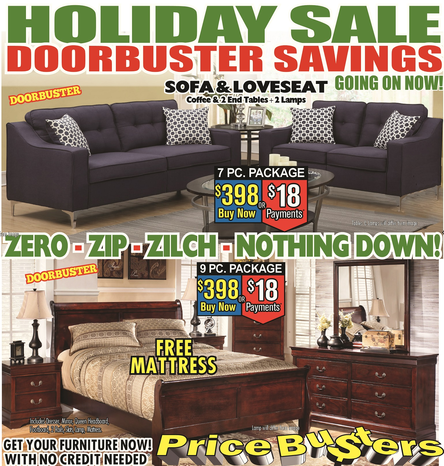 Price Busters Discount Furniture image 1
