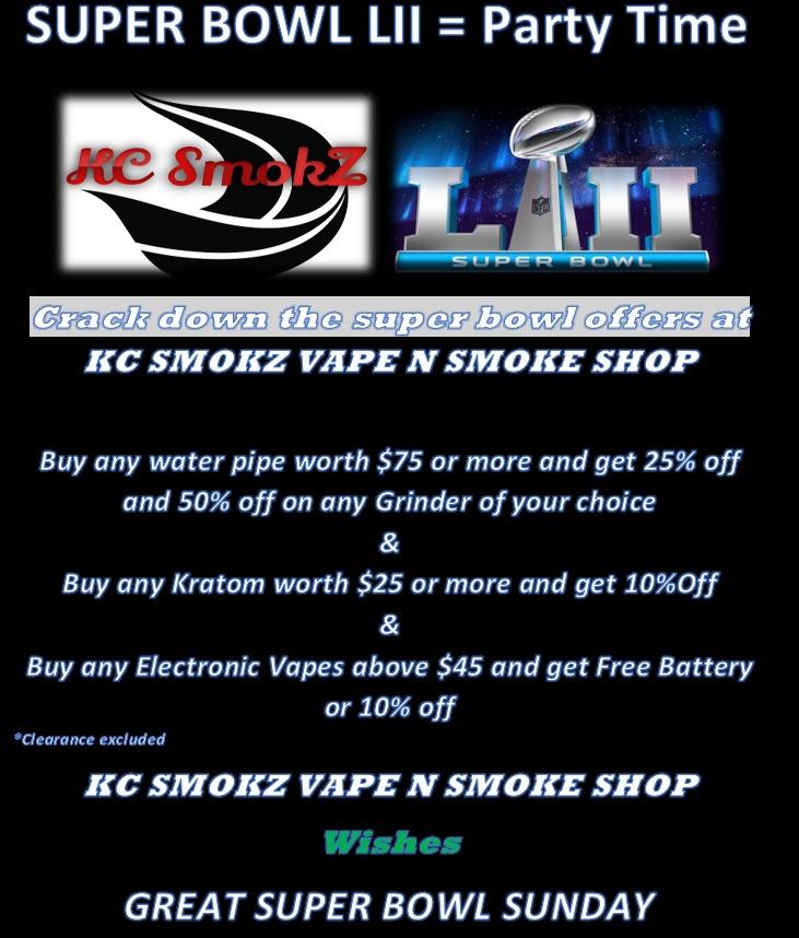 KC SmokZ -  Smoke Vape Kratom CBD Head Shop image 18