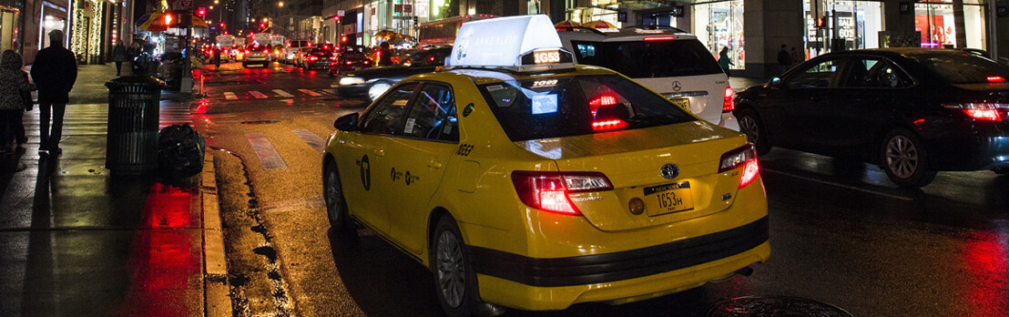 Irving Taxi Cab image 11