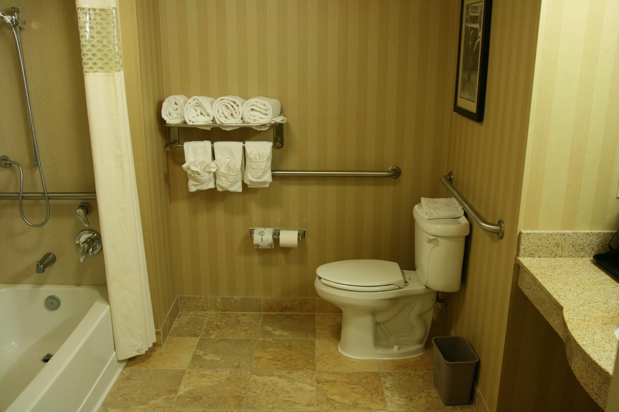 Accessibe Bathroom