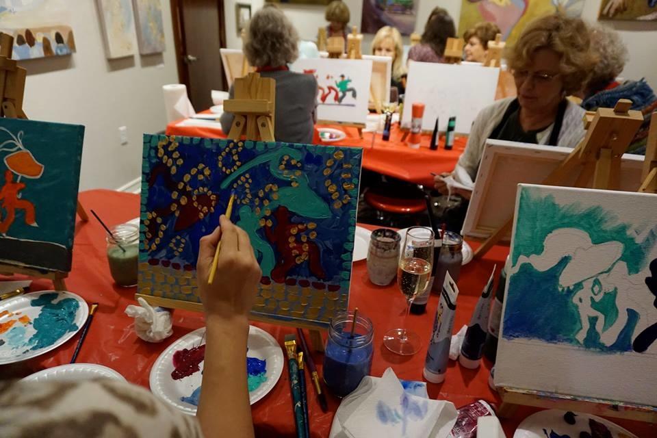 Impastato Gallery & Art Therapy image 1